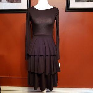 NWT LuLaRoe black dress